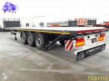 Semitrailer platta Kässbohrer SPS Flatbed
