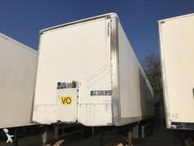 Asca CC 538 BF Fourgon 2 ess jumelé semi-trailer