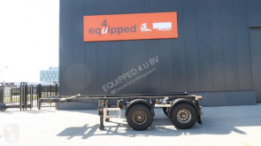 Pacton 20FT, BPW, ADR (EXII/EXIII/ FL/AT/OX), NL-chassis, APK 02/2020 semi-trailer