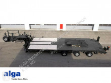 Doll heavy equipment transport semi-trailer 3-achser Schwerlast, 90 to, 12 to.Axles, NEW !