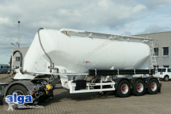Spitzer SF 2737, 37m³, Zement, Luft, BPW, ABS semi-trailer used powder tanker