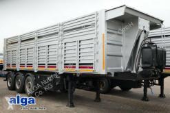 Félpótkocsi nc YILDIZ, 38 m³, Stahl, 3 achser, Aufbau überholt használt billenőkocsi