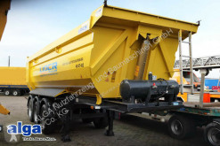 Nc Lider, 28 m³., Stahl, 3 achser, Liftachse. semi-trailer used tipper
