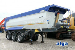 Tipper semi-trailer INC SECKINLER, 28 m³., Stahl, Liftachse.