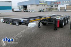 Semi remorque châssis nc ÖZENIR, 45 Fuß, Containerchassis, 4x am Lager.