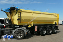 naczepa nc HAS Trailer,Stahl Mulde 27 m³. BPW, 10x am Lager