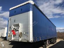 Sættevogn Schmitz Cargobull SCHMITZ DY 343 ZH glidende gardiner brugt