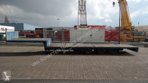 Semi remorque porte engins Draco SEMI LOW LOADER