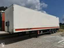 General Trailers plywood box semi-trailer FOURGON 3 ESSIEUX