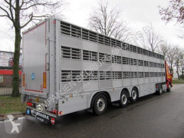 Pezzaioli cattle semi-trailer SBA 63 S
