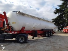 Spitzer semi-trailer used powder tanker