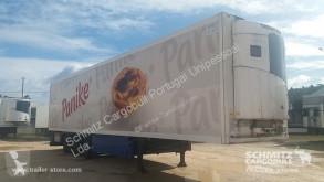 Semi remorque isotherme Schmitz Cargobull Caixa congelador para flores
