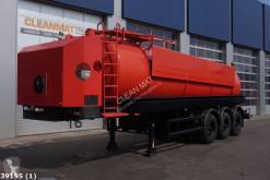 Zelf dragende zuig/druk tank 25.000 liter + Deutz 4 cil. diesel used other semi-trailers