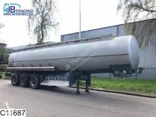 semi remorque Trailor Fuel 39912 liter, 9 Compartments, 0,3 bar, Steel suspension