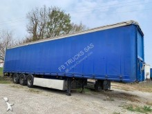 Trailor semi-trailer used tautliner
