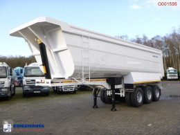 Semi reboque basculante Galtrailer Tipper trailer steel 40 m3 / 68 T / steel susp. / NEW/UNUSED