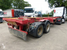 Timber semi-trailer TISVOL SVAC/2E