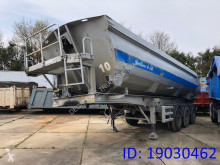 Stas 27 cub in alu semi-trailer damaged tipper