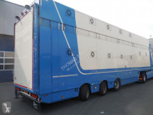 Cuppers Doubble Stock (2 x 1.59) Kühe, Koeien, Pinken, Cows semi-trailer