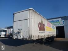 Semitrailer Frejat Tarpaulin 2m70 door skjutbara ridåer (flexibla skjutbara sidoväggar) begagnad