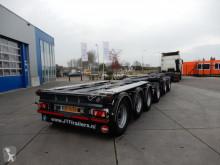 Semi remorque Combi-lZV koop/huur / Te keuren voor Duitsland porte containers occasion
