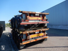 Trailer Van Hool 2x Tank chassis / 30 FT / 20 FT tweedehands containersysteem
