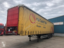 Pacton T3-001 CURTAINSIDE WITH SLIDING ROOF (SAF AXLES) semi-trailer