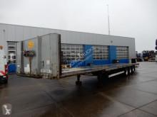 Félpótkocsi Van Hool Flat trailer / Mega / SAF használt plató