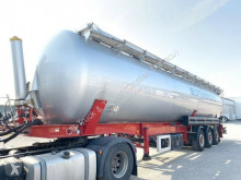 Feldbinder powder tanker semi-trailer