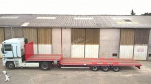 Asca semi-trailer new flatbed