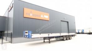 naczepa Pacton 12 twistlocks (1x40FT, 2x20FT, 1x20FT central), hardwooden floor, NL trailer, BPW