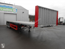 Semitrailer Schmitz Cargobull Platform twistolocks - full steel/drum brakes - 30 pieces available containertransport begagnad