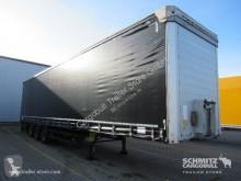 semi reboque Schmitz Cargobull Curtainsider Mega