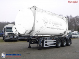 Semitrailer SDC container trailer 20-30 ft + pump containertransport begagnad