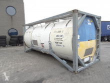Welfit Oddy chemical tanker semi-trailer