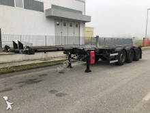 OMT semi-trailer used container