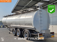 Dijkstra DRVOC 18-28/12-28 AT 41.000 Ltr Food tank Lenkachse semi-trailer