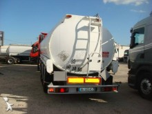 BSLT semi-trailer used oil/fuel tanker