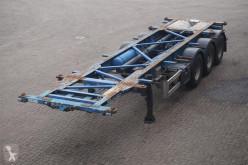 semi remorque Van Hool Container chassis 30ft, 20ft/ ADR tot 29-05-2019