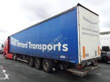 Sættevogn Schmitz Cargobull SCS Rideaux coulissants 3 essieux + HE glidende gardiner brugt