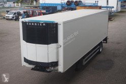 Pacton Koel/ Vries 1-assig semi-trailer used mono temperature refrigerated
