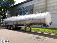 Burg Chemie 37500 Liter, Holvrieka, Isolated tank, 1 Compartment semi-trailer