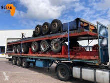 Yarı römork nc brands STACK OFF 4 TRAILERS FULL STEEL