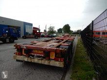 Semitrailer Krone SD containertransport begagnad