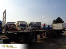 Trailer Samro SD 30 + tweedehands containersysteem