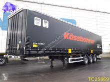 Kässbohrer SWAU.C Curtainsides semi-trailer