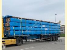 Leciñena flatbed semi-trailer