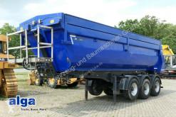 Meiller tipper semi-trailer Stahl, 26 m³., Lift, Trommelbremse, BPW!