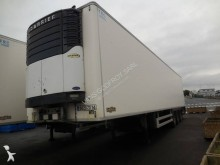 Chereau mono temperature refrigerated semi-trailer 3 ESSIEUX AIR