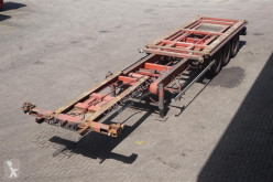 HFR Container chassis 3-assig / 40ft. / multi semi-trailer used container